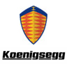 Automotive brands Koenigsegg