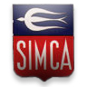 Automotive brands Simca